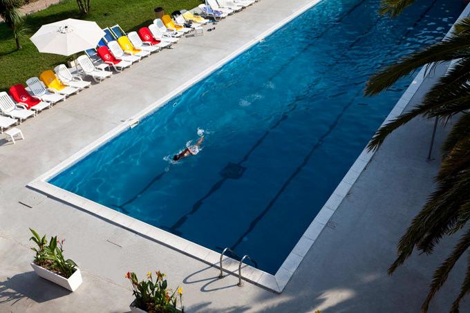 Horse country resort congress spa arborea - Piscina oristano ...